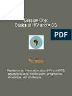 Basics of HIV