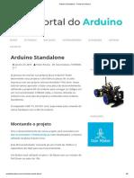 Arduino Standalone - Portal Do Arduino