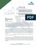 Epa a Aspb - Recuerda Aplicacion Manual de Servicios Puerto Arica a Aspb y Reitera Invitacion a Conocer Descuentos.