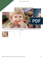 10 Razões Para Comer Mais Cenoura