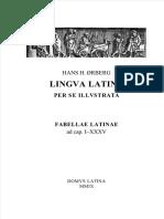 Llpsi - Fabellae Latinae I-xxxv