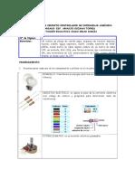 Construcción de Circuito Controlador de Intensidad Lumínica