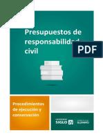 44 Presupuestos de Responsabilidad Civil