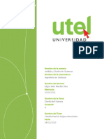 Analisis y Diseño de Sistemas Semana 4