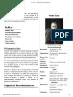Pierre Curie - Wikipedia, La Enciclopedia Libre