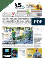Mijas Semanal Nº 850 Del 2 al 8 de agosto de 2019 (Español)