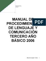 Manual Lenguaje 3º Básico_parte 1