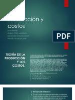 expo n° 12 - produccion y costos