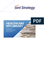 ClearPoint Healthcare KPIs