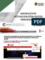 Instructivo Datos Personales Sigaa (2)