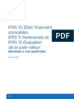 Ifrs 10 Ifrs 11 Ifrs 13