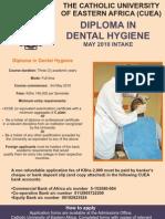 DENTAL HYGIENIST COURSE