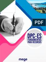 Fundamentos Para Recurso Dpc-es