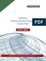 UNESCO gender priority