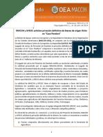 MCH 011.MACCIH y UFECIC Solicitan Privacion Definitiva de Bienes de Origen Ilicito en Caso Pandora (1)