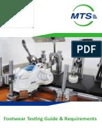 Footwear Booklet (R1) Testing Procedures