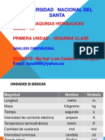 Clase2 Analisis Dimensional
