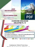 Overview Diklat Pim Angkatan Xi 2019