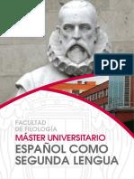 Español como segunda lengua