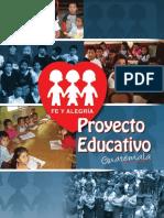 Proyecto Educativo Fya Guatemala 2010