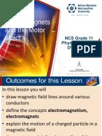 Gr11 Lesson15 Electromagnets
