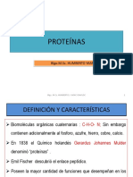 PROTEÍNAS y enzimas  2015.pdf