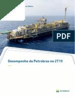 Resultados Petrobras