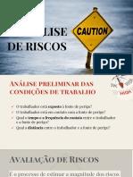 AULA 2 Análise de Riscos