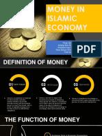 Money in Islamic Economic