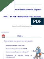 DN02_TCP_IP e Planejamento de Sub-Redes
