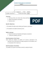 English III Module 4