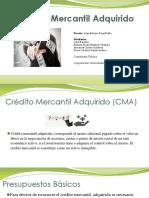 Crédito Mercantil Adquirido (2)