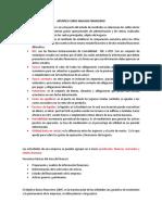 Apuntes Curso Analisis Financiero