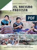 Fusiles, racismo y protesta. Manuel Villacorta.