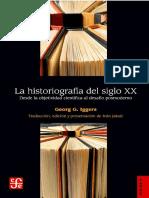 La historiografía del siglo XX