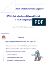 DN04 Princípios de Ethernet Switch
