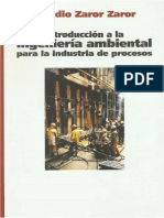 Introduccion a la Ingenieria Ambiental