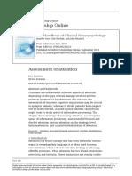 The Handbook of Clinical Neuropsychology5