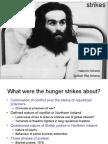 Hunger Strikers 1980-81