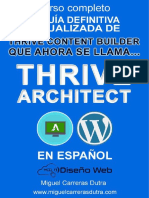 Thrive Architect - Curso Completo