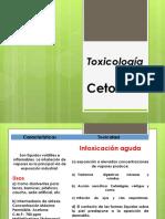 Toxicologia-cetonas