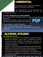 Contaminación Alcoholes 2019