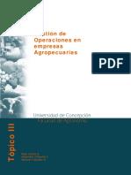 01- Gestión de Operaciones Empresa Agropecuaria