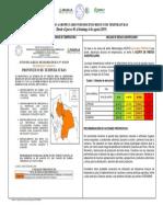 Alerta de Riesgo Agropecuario Por Descenso Brusco de Temperaturas - Desde El Jueves 01 Al Domingo 4 de Agosto 2019