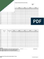 Form Pemantauan TTD Sekolah Th 2019