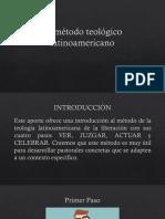El método teológico latinoamericano