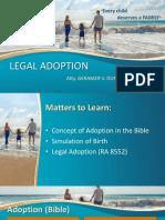 Adoption Topic_Tandag Church