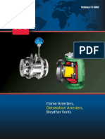 Flame Arrester Catalogue