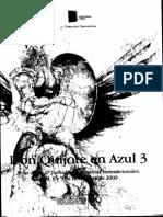 Donofrio Literatura del Siglo de Oro. Don Quijote