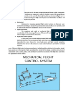 Primary Flight Controls